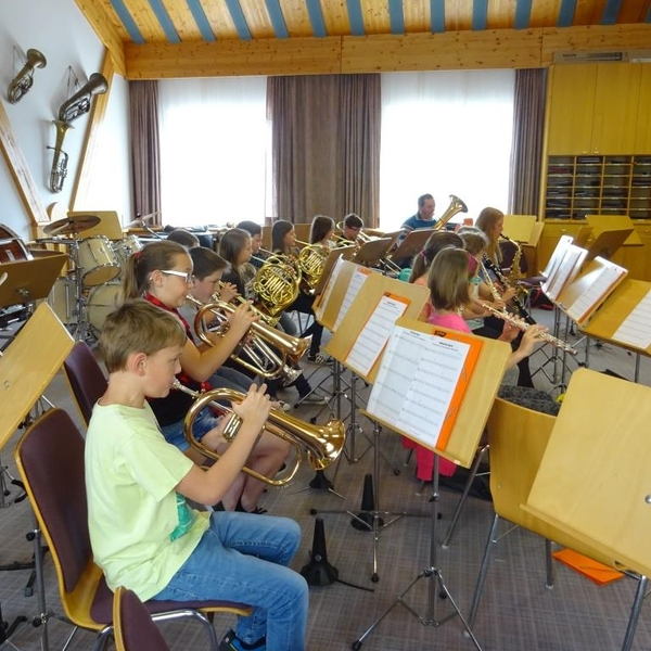 Unsere Young Talents