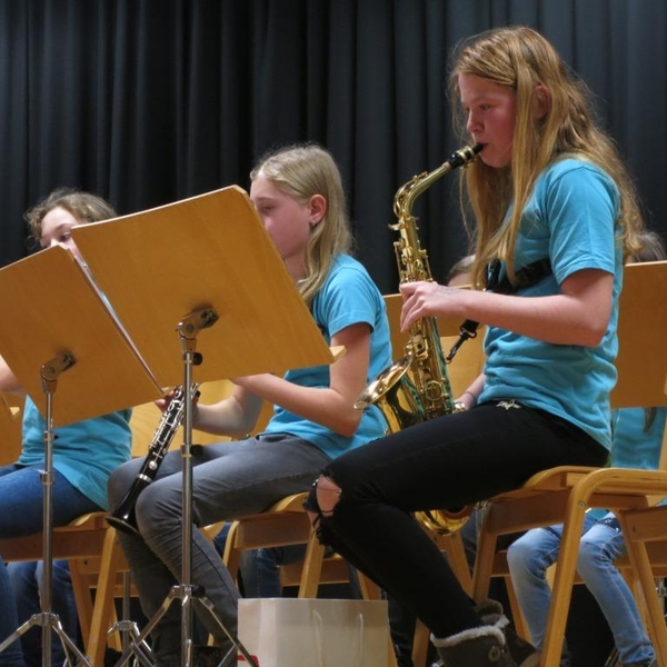 Young Talents in Concert
